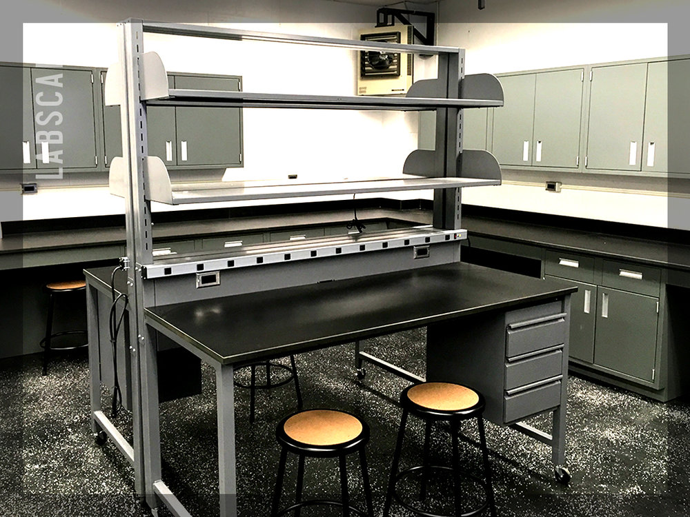 METAL LAB TABLES