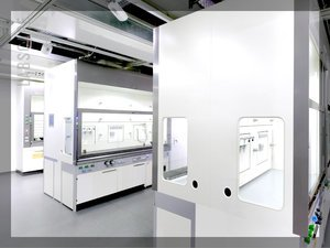 AIR FOIL FUME HOODS -