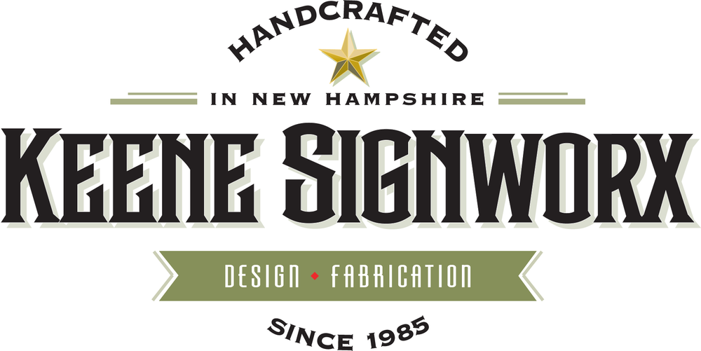 A new sign for the new shop — Signworx