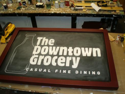 The Downtown Grocery