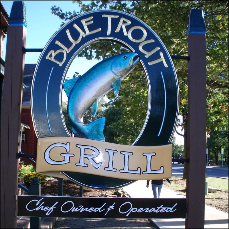 Blue Trout Grill