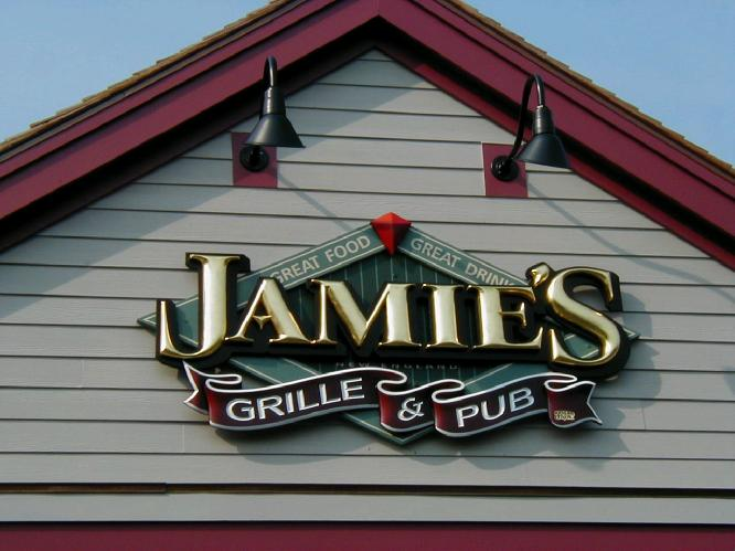 Jamie's grill and pub