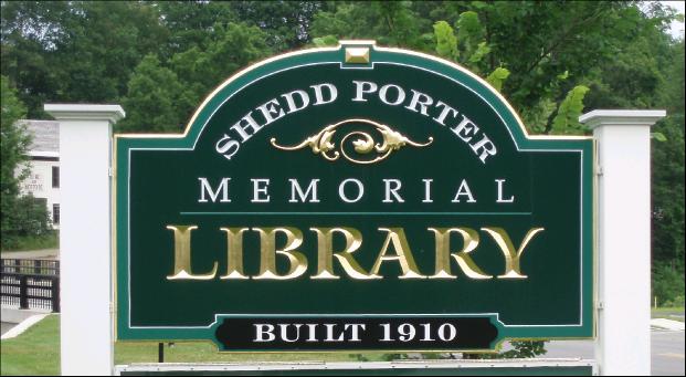 Shedd Porter Memorial Library