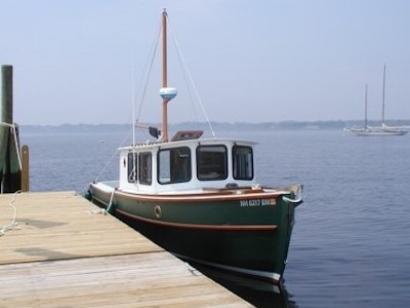 Boat Building -