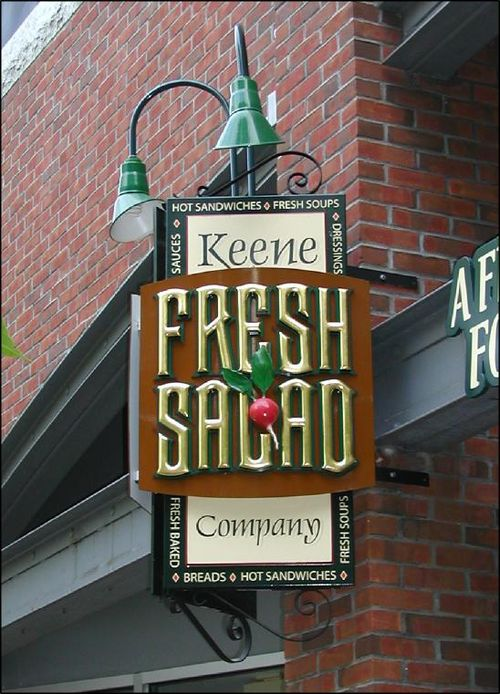 Keene Fresh Salad Company, Keene, NH