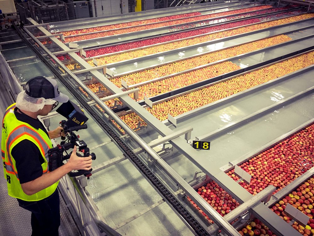 Chelan Fresh Apples Video Production