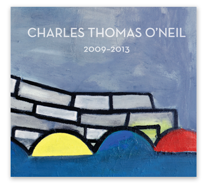 'Charles Thomas O'Neil 2009-2013' Book