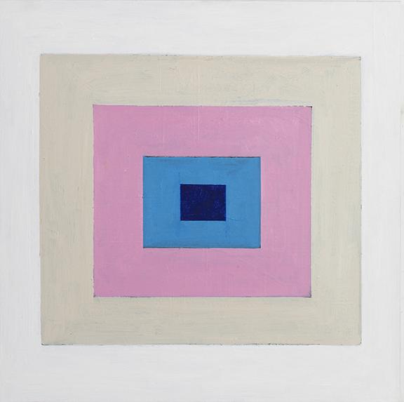 "#2805 20"" x 20"" Oil/Canvas, 2017"