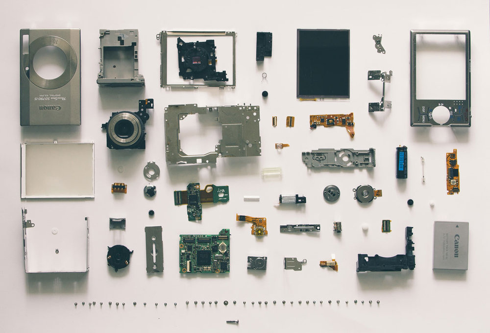 Photo by    Vadim Sherbakov    on    Unsplash   .  Does disassembling a valuable object mean I'm a dick, or intellectually curious? Where is the line?!?!