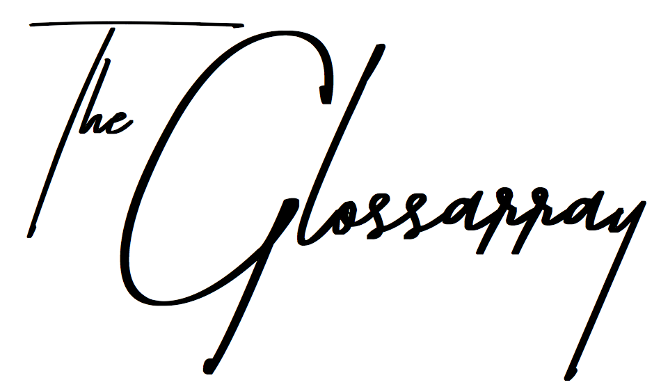 THE GLOSSARRAY | Your Beauty + Skincare Glossary