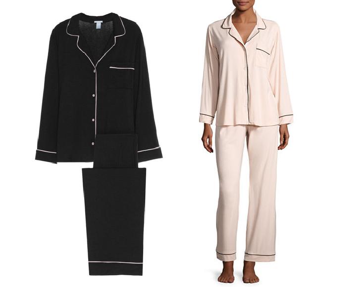 4. Eberjey Gisele Long Pajama Set