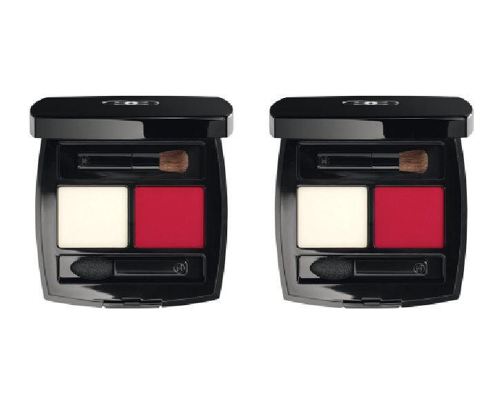 9. Chanel Lip Balm & Powder Duo