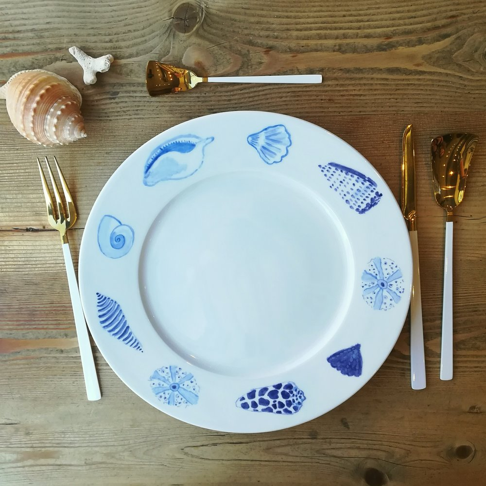 Dinner Plate 27 cms