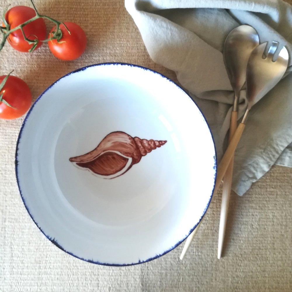 Big salad bowl 23 cms