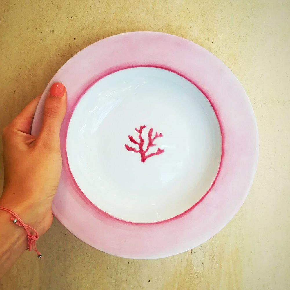 Soup plate 24 cms