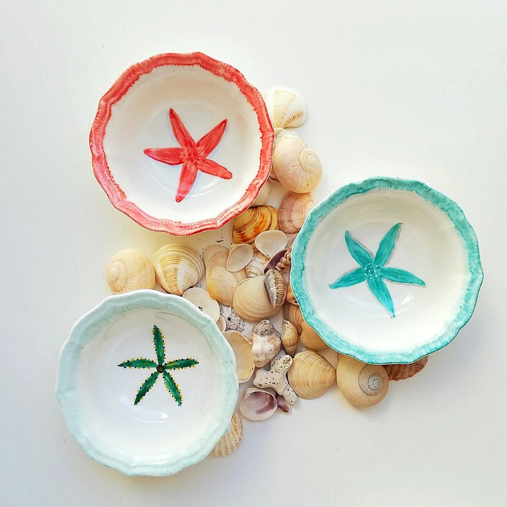 Snacks bowls