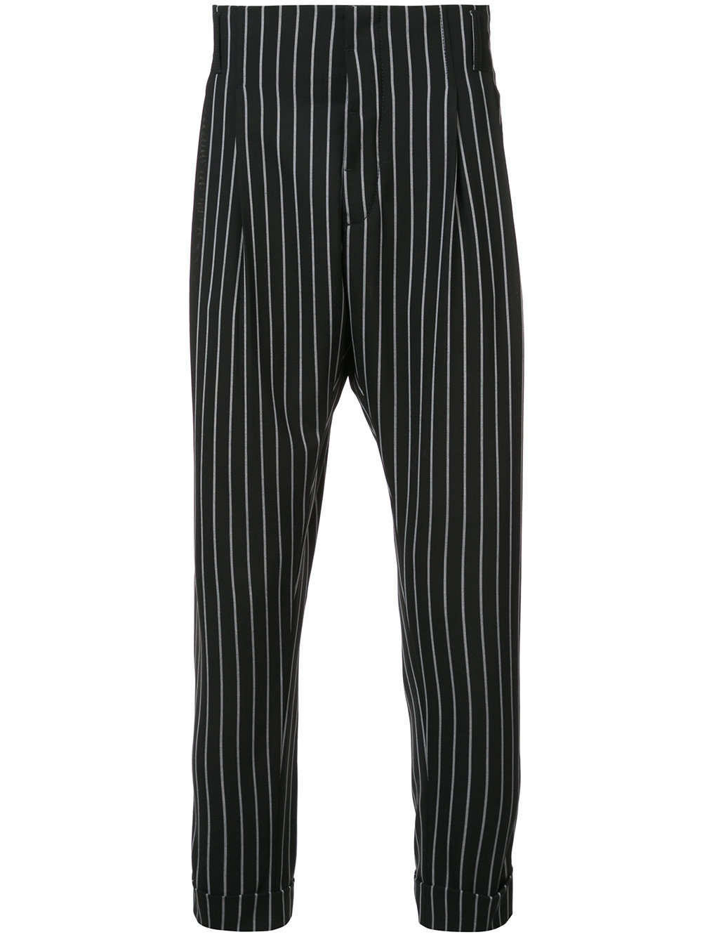 Haider Ackermann   Stripe High Rise Tailored Trouser