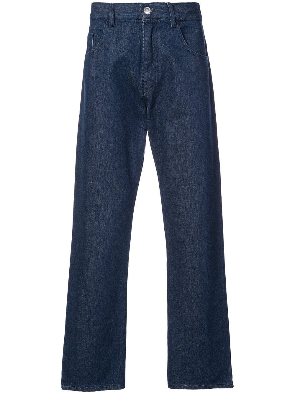 Raf Simons   Denim Straight Leg Pant