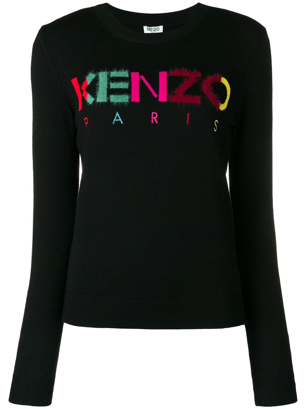 Kenzo   Long Sleeve Logo Shirt