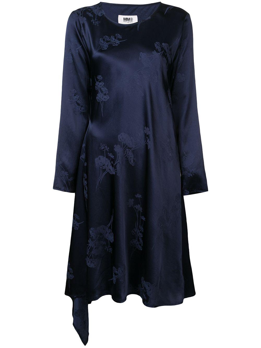 MM6 Maison Margiela   Floral Print Dress