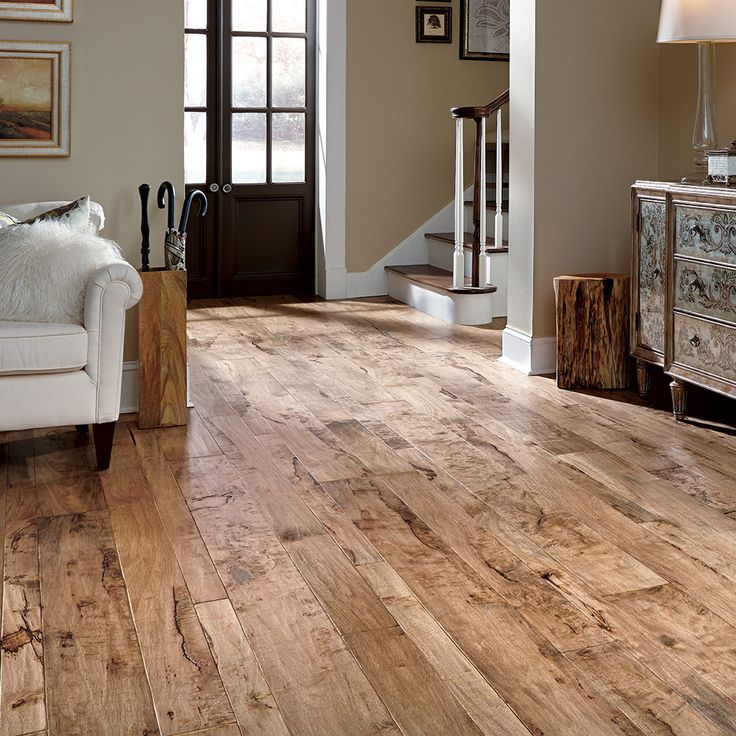 Hardwood - Solid and engineered, with enough species to fill a forest