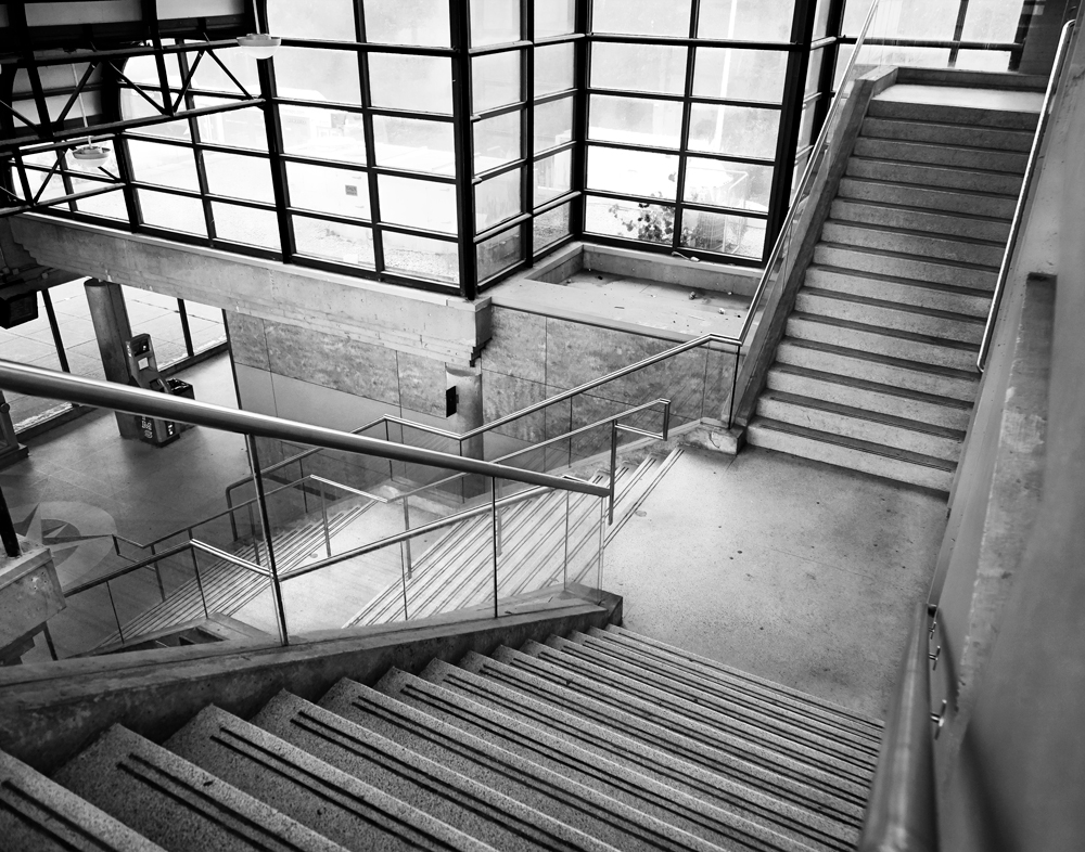Lincoln Fields Stairs
