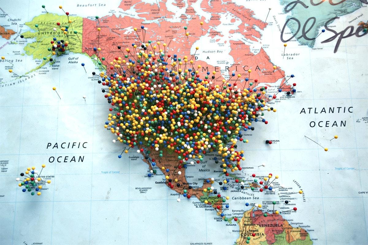 locations spotlight sales search
