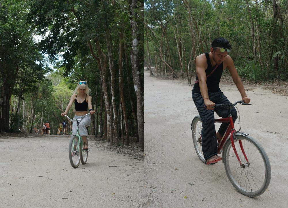 biking coba