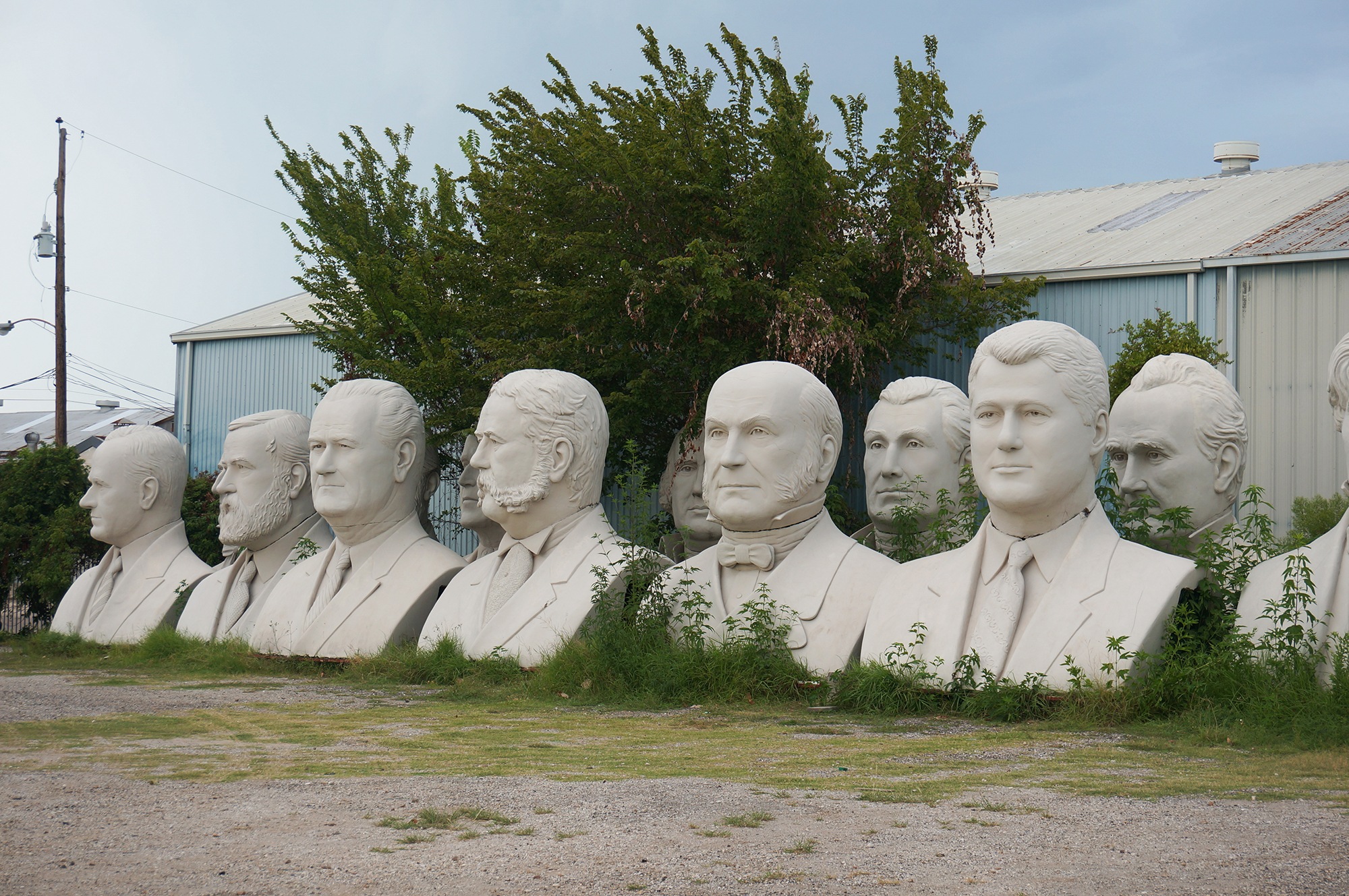 How many ex-US-presidents do you recognize? / ¿Cuántos expresidentes de EU reconoces?