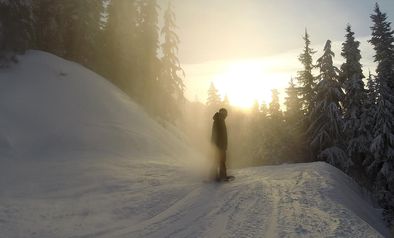 Sunset Whistler