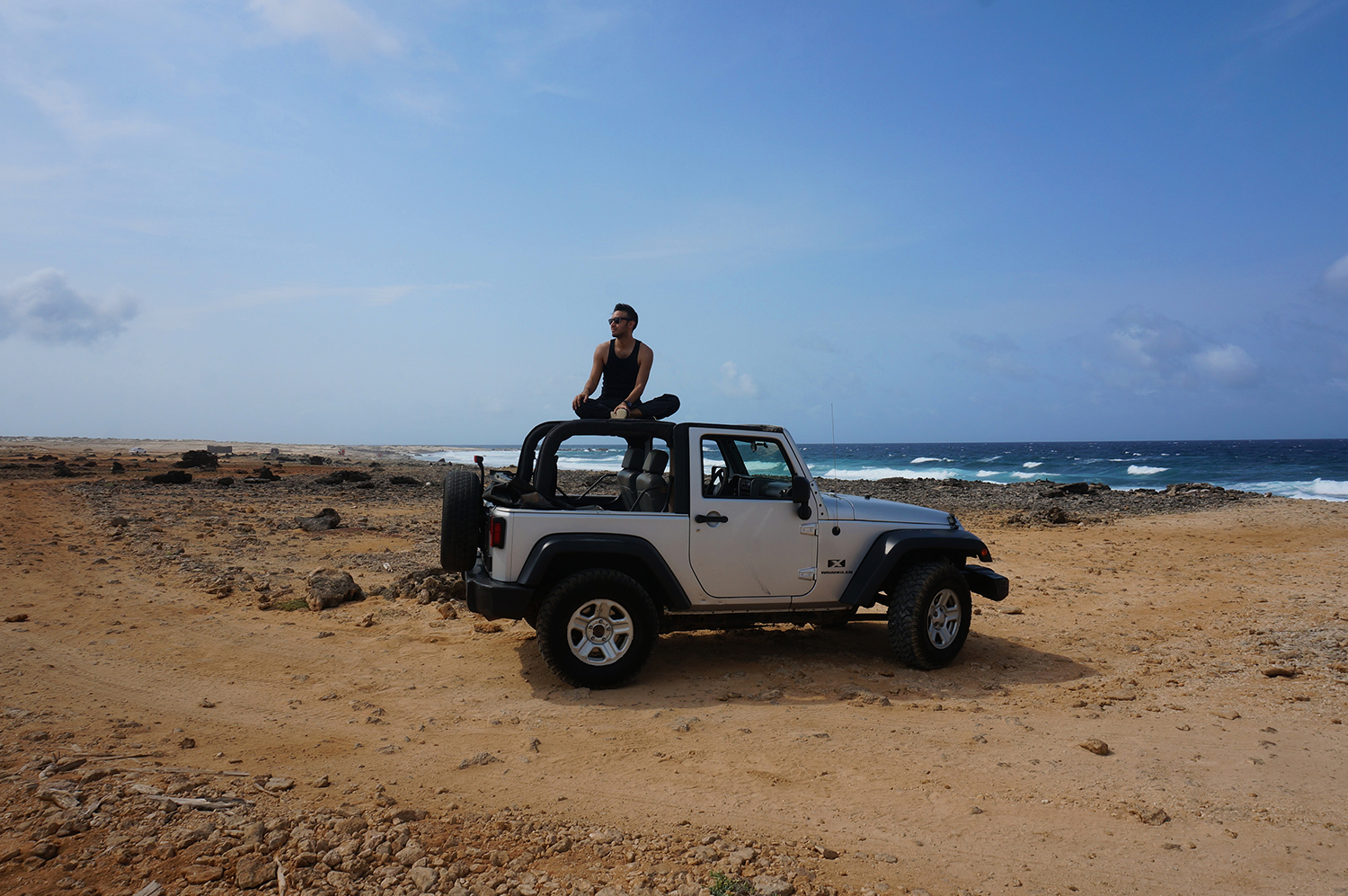 Smart Rent Jeep Rental in Aruba