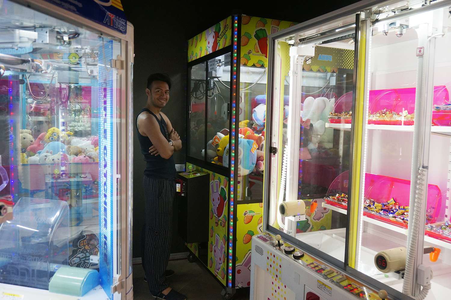 Amazing Arcade: Dreamland in Aruba