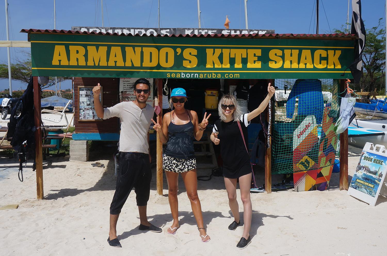 Armando's Kite Shack Aruba