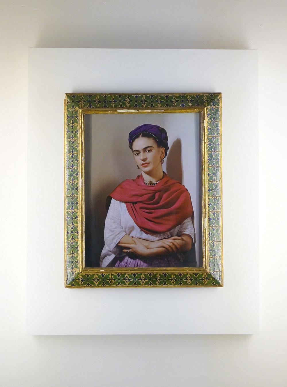 Fotografía de Frida Kahlo