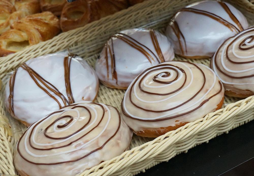 Pan dulce de El Globo