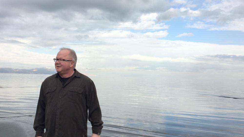 Great Salt Lake 2015