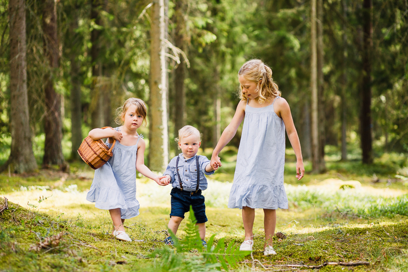 Barn Syskon FotografVetlanda Eksjö Nässjö Jönköping Göteborg Växjö Helsingborg Stockholm Småland