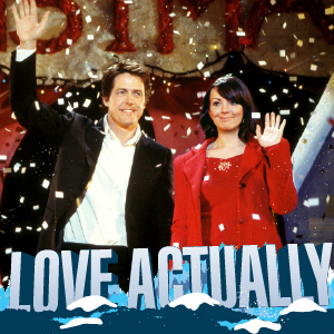 Love Actually 20.00 (2hr9mins) Rated 15