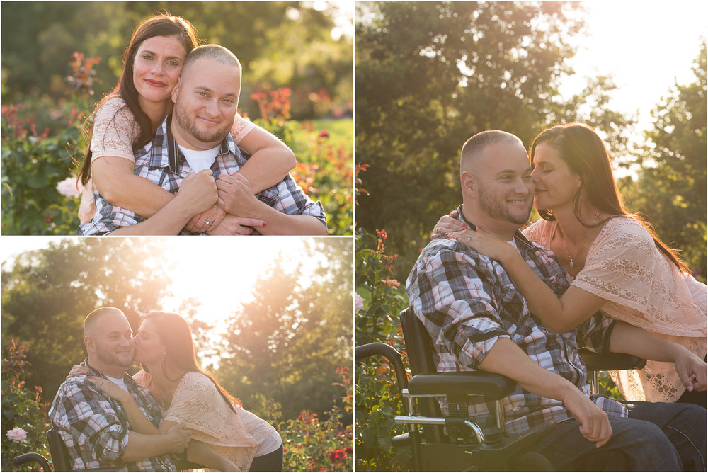 Green Bay Botanical Gardens Engagement Session 2.jpg