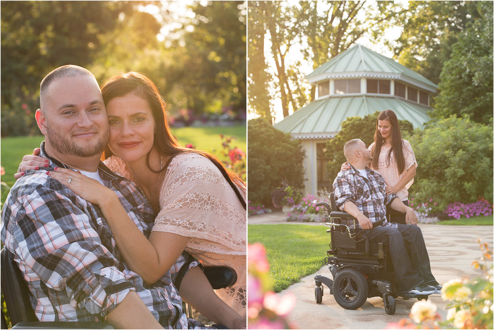 Green Bay Botanical Gardens Engagement Session 3.jpg