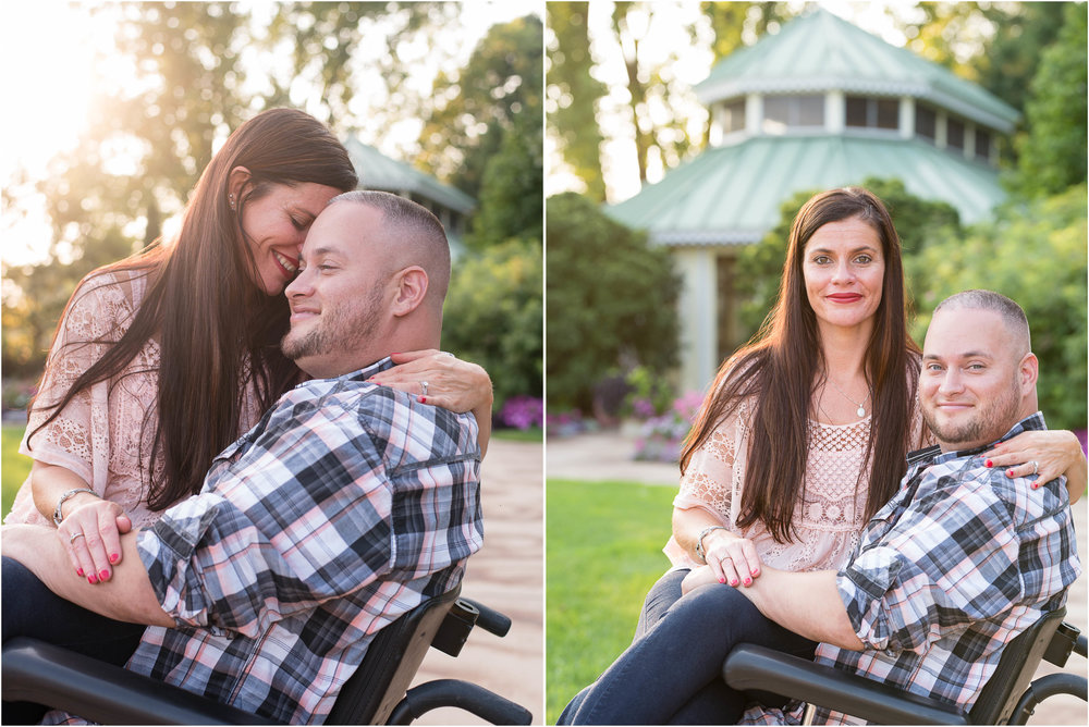 Green Bay Botanical Gardens Engagement Session 7.jpg