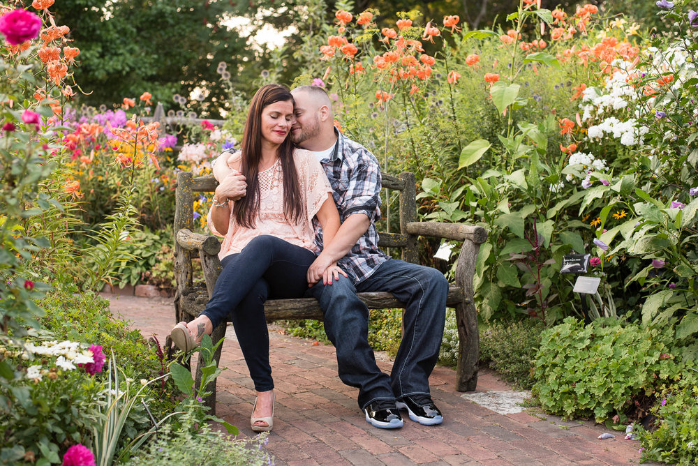 Green Bay Botanical Gardens Engagement Session 9.jpg