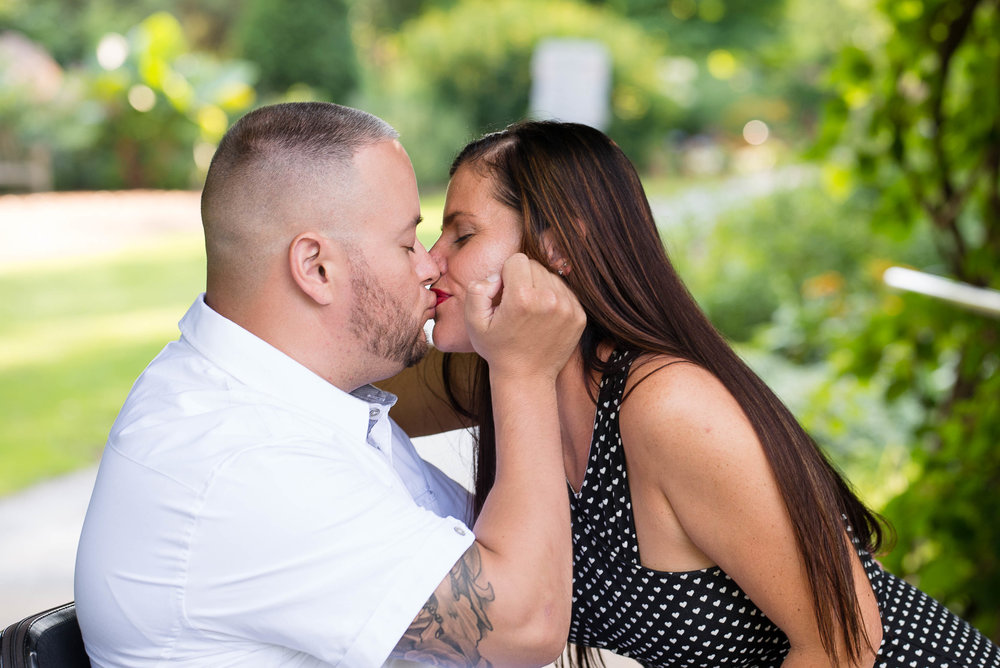 Green Bay Botanical Gardens Engagement Session 17.jpg