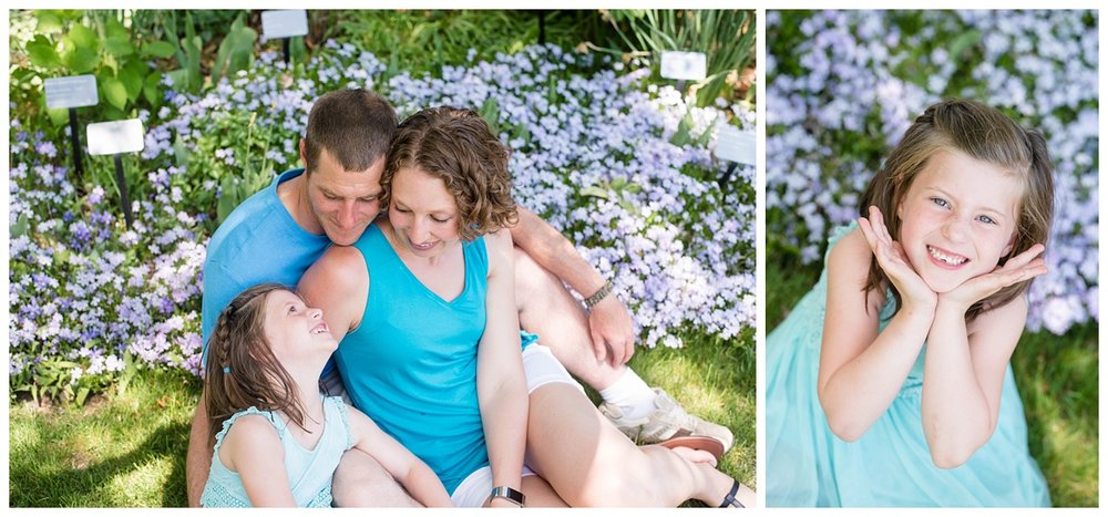 Green Bay Botanical Gardens Spring Family Session_0003.jpg