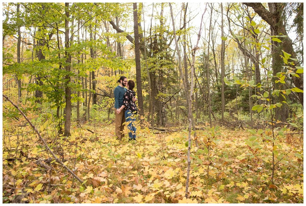 Green Bay, WI Fall Engagement Session_0007.jpg