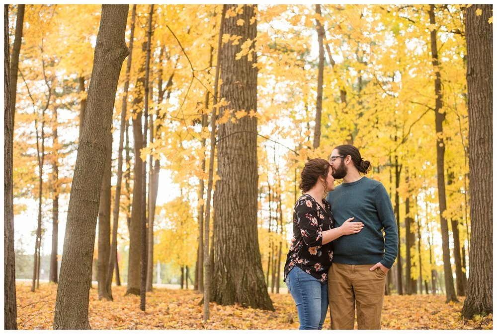 Green Bay, WI Fall Engagement Session_0010.jpg