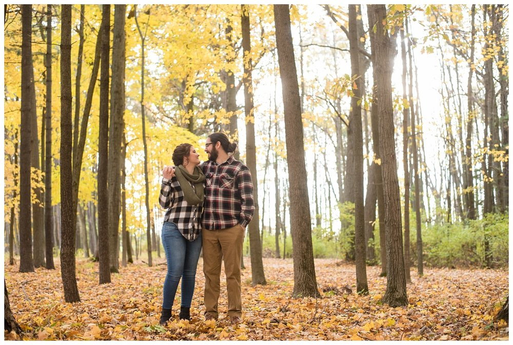 Green Bay, WI Fall Engagement Session_0020.jpg