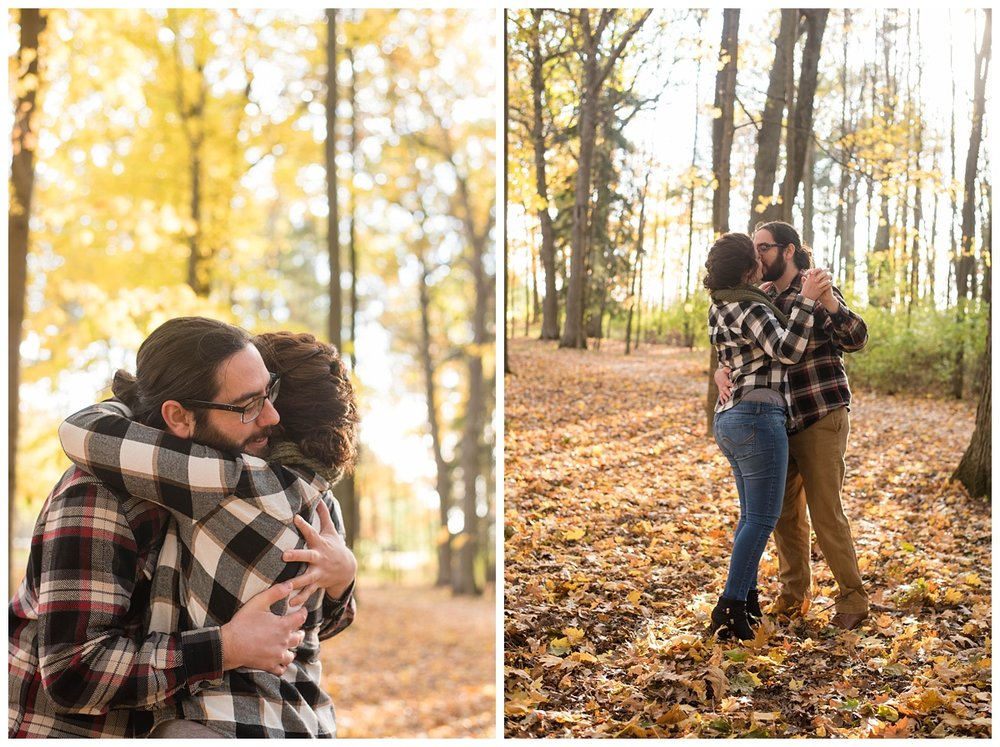 Green Bay, WI Fall Engagement Session_0027.jpg