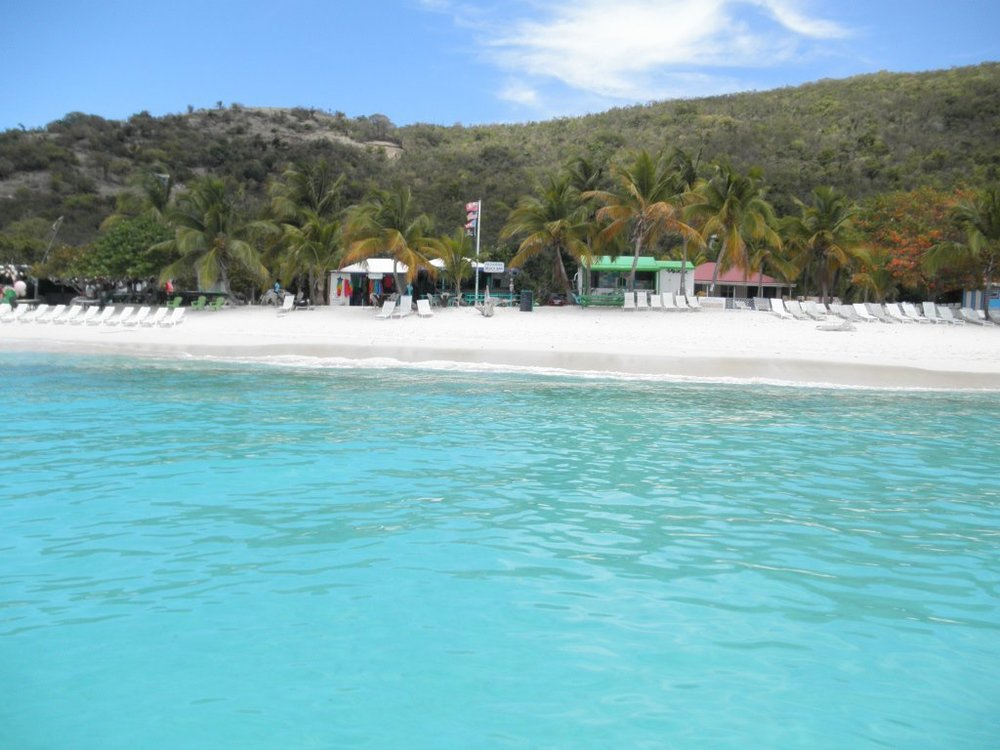 The birthplace of our favorite cocktail. You have to swim ashore to get to the bar and it's 100% worth it.