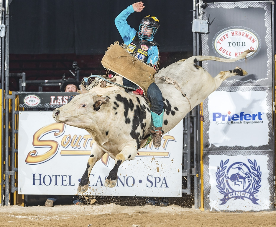 THBRT Fort Worth Champion and PBR World Champion Mike Lee